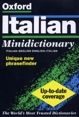 Image for The Oxford Italian Minidictionary