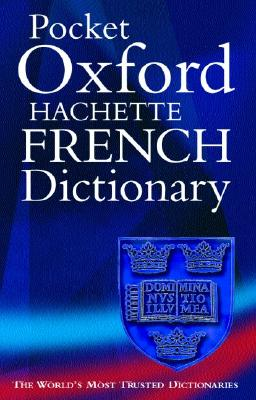 Image for The Pocket Oxford Hachette French Dictionary (with CD)