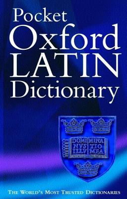 Image for The Pocket Oxford Latin Dictionary