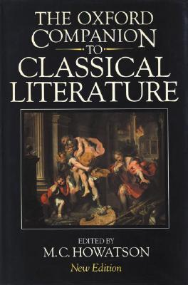 Image for The Oxford Companion to Classical Literature