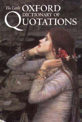 Image for The Little Oxford Dictionary of Quotations