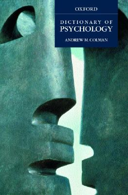 A Dictionary of Psychology, Andrew Colman