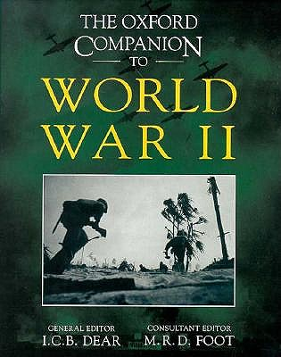 Image for The Oxford Companion to World War II