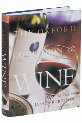 Image for OXFORD COMPANION TO WINE