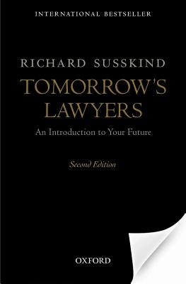 Image for Tomorrow's Lawyers: An Introduction To Your Future