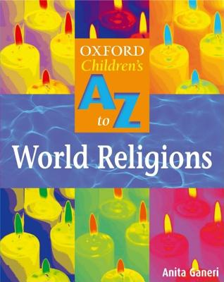 Image for Oxford Children's A-Z of World Religions
