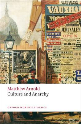 Image for Culture and Anarchy (Oxford World's Classics)