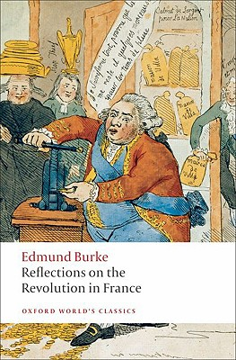 Image for Reflections on the Revolution in France (Oxford World's Classics)