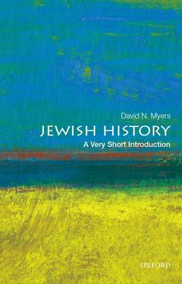 Image for Jewish History: A Very Short Introduction (Very Short Introductions)