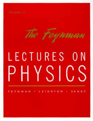 Image for FEYNMAN LECTURES ON PHYSICS VOLUME 2 MAINLY ELECTROMAGNETISM AND MATTER