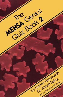 Image for The Mensa Genius Quiz Book 2