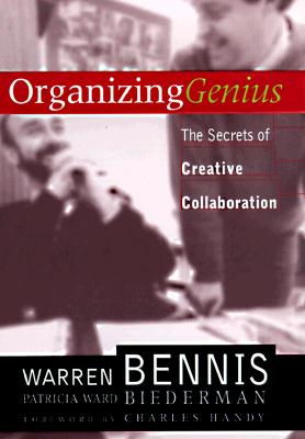Image for ORGANIZING GENIUS SECRETS OF CREATIVE COLLABORATION