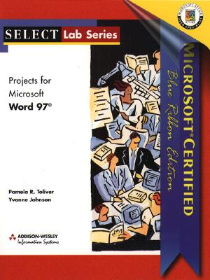 Image for Projects for Microsoft 97: Microsoft Certified  Blue Ribbon Edition