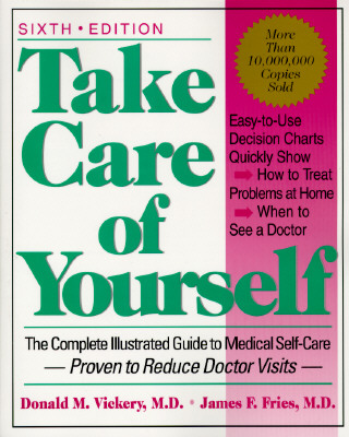 Image for TAKE CARE OF YOURSELF SIXTH EDITION