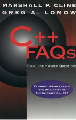 Image for C++ Faqs: Frequently Asked Questions