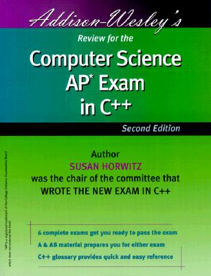 Image for Addison Wesley's Review for the Computer Science AP Exam in C++