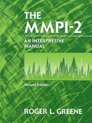 MMPI-2: An Interpretive Manual (2nd Edition), Greene, Roger L.