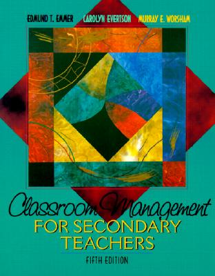 Image for Classroom Management for Secondary Teachers (5th Edition)