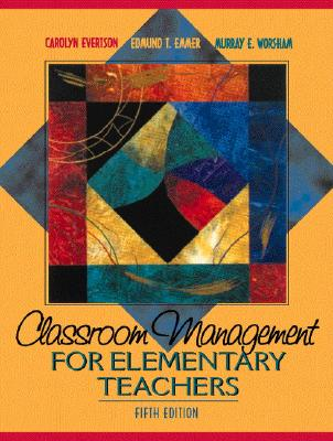 Image for Classroom Management for Elementary Teachers (5th Edition)