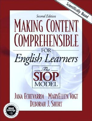 Image for Making Content Comprehensible for English Language Learners: The SIOP Model, Second Edition