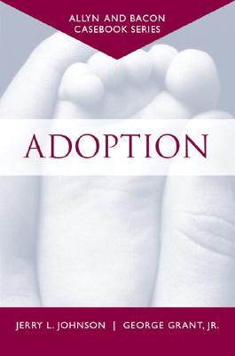 Image for Casebook: Adoption (Allyn & Bacon Casebook Series)