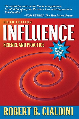 Image for Influence: Science and Practice (5th Edition)