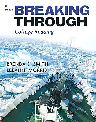 Breaking Through (9th Edition), Smith, Brenda Deutsch; Morris, LeeAnn