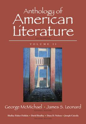 Image for Anthology of American Literature, Volume II (10th Edition)