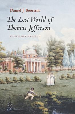 Image for The Lost World of Thomas Jefferson
