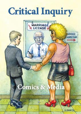"""Image for Comics & Media: A Special Issue of """"Critical Inquiry"""" (A Critical Inquiry Book)"""