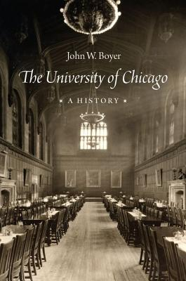 Image for The University of Chicago: A History