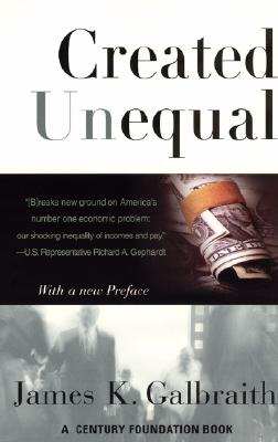 Image for Created Unequal: The Crisis in American Pay
