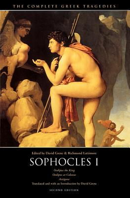 Image for SOPHOCLES 1: THREE TRAGEDIES OEDIPUS THE KING, OEDIPUS AT COLONUS, ANTIGONE