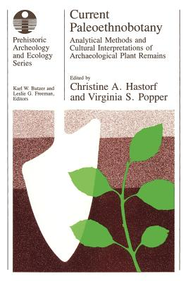 Image for Current Paleoethnobotany: Analytical Methods and Cultural Interpretations of Archaeological Plant Remains (Prehistoric Archeology and Ecology series)