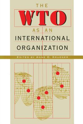 Image for The WTO as an International Organization
