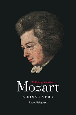 Image for Wolfgang Amadeus Mozart: A Biography