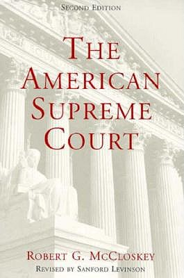 Image for The American Supreme Court (The Chicago History of American Civilization)