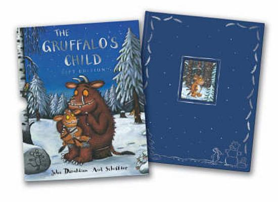 The Gruffalo's Child (Gift Edition) - Signed