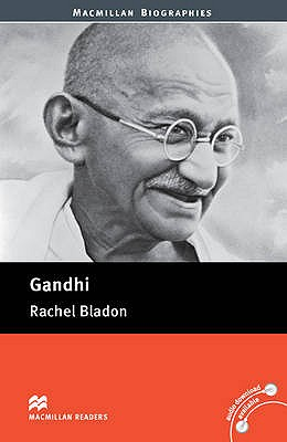 Image for Gandhi: Macmillan Readers Pre-Intermediate
