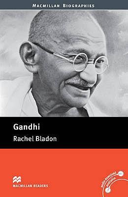 Image for Gandhi: Macmillan Readers Pre-Intermediate