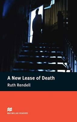 Image for New Lease of Death, A: Macmillan Readers Intermediate