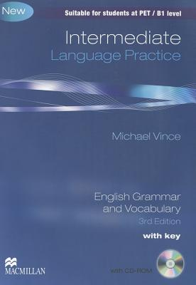 Intermediate Language Practice Student Book + Key Pack 3rd Edition, Vince, Michael