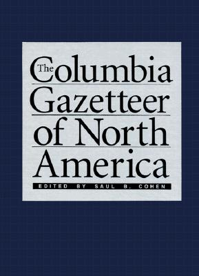 Image for The Columbia Gazetteer of North America