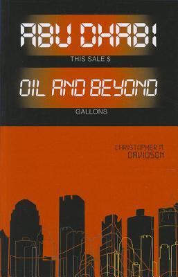 Image for Abu Dhabi: Oil and Beyond (Columbia/Hurst)