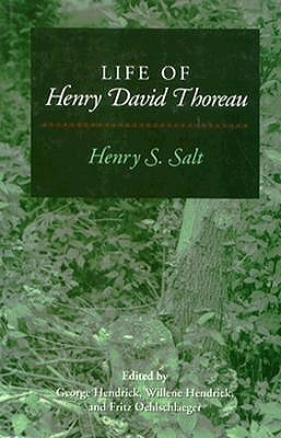Image for Life of Henry David Thoreau (First Edition)