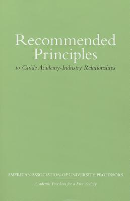 Image for Recommended Principles to Guide Academy-Industry Relationships