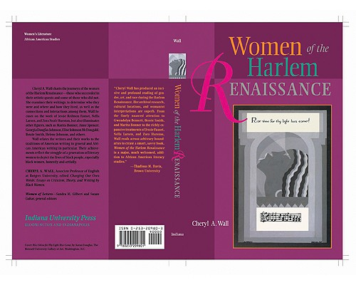 Image for Women of the Harlem Renaissance (Women of Letters)