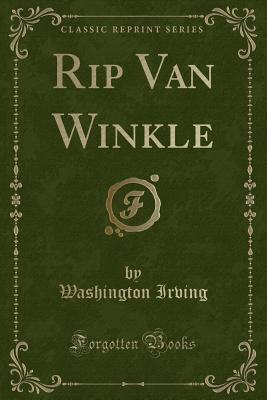 Image for Rip Van Winkle (Classic Reprint) (French Edition)