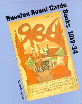 Image for Russian Avant-Garde Books, 1917-34