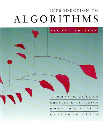 Image for Introduction to Algorithms, Second Edition